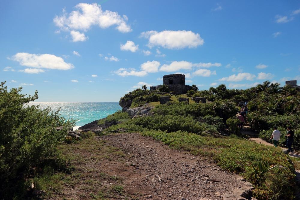 Ruines-tulum-site-archeologique-maya
