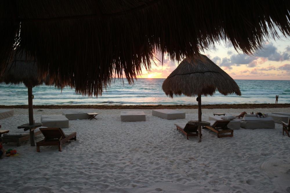 Tulum yucatan hotel itineraire mexique blog voyage