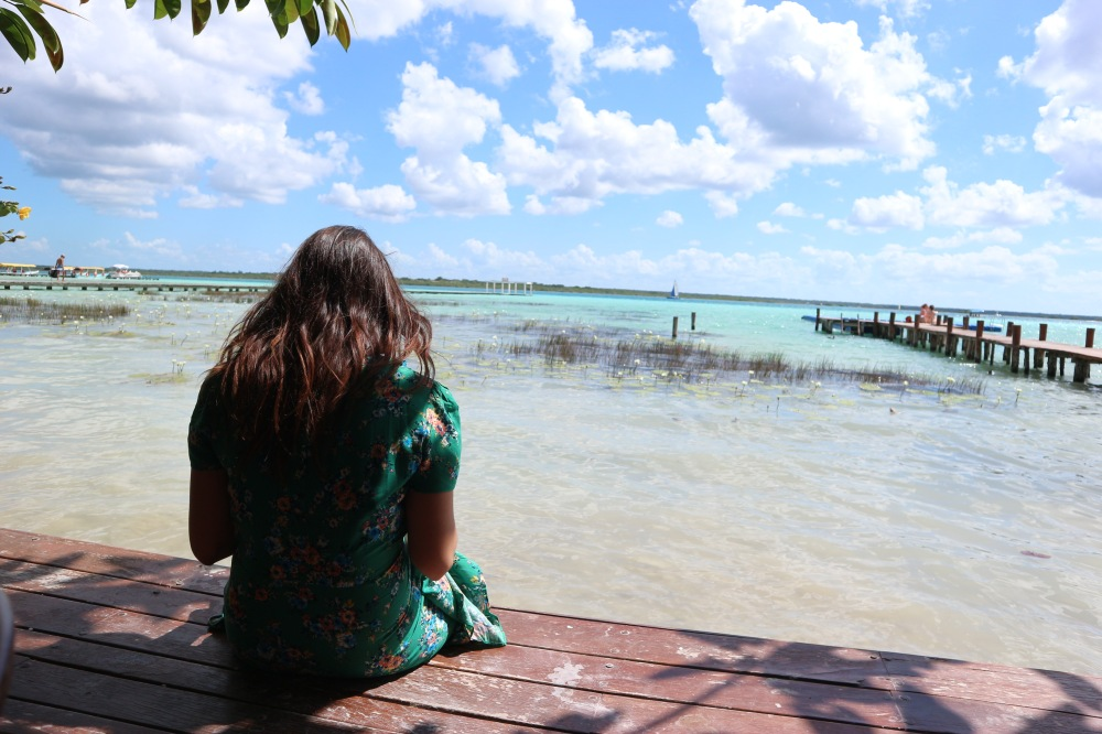 Bacalar lagune yucatan road trip itineraire mexique