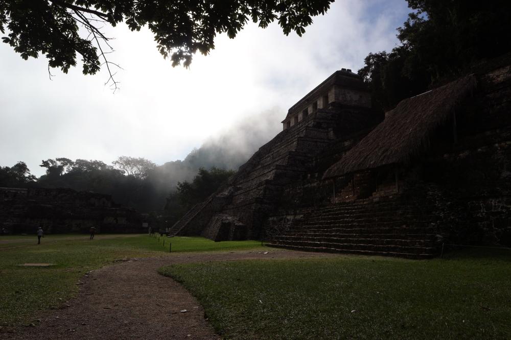 site maya palenque chiapas mexique itinéraire road trip