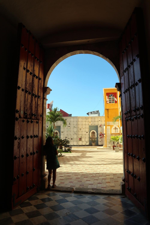campeche mexique itinéraire road trip yucatan