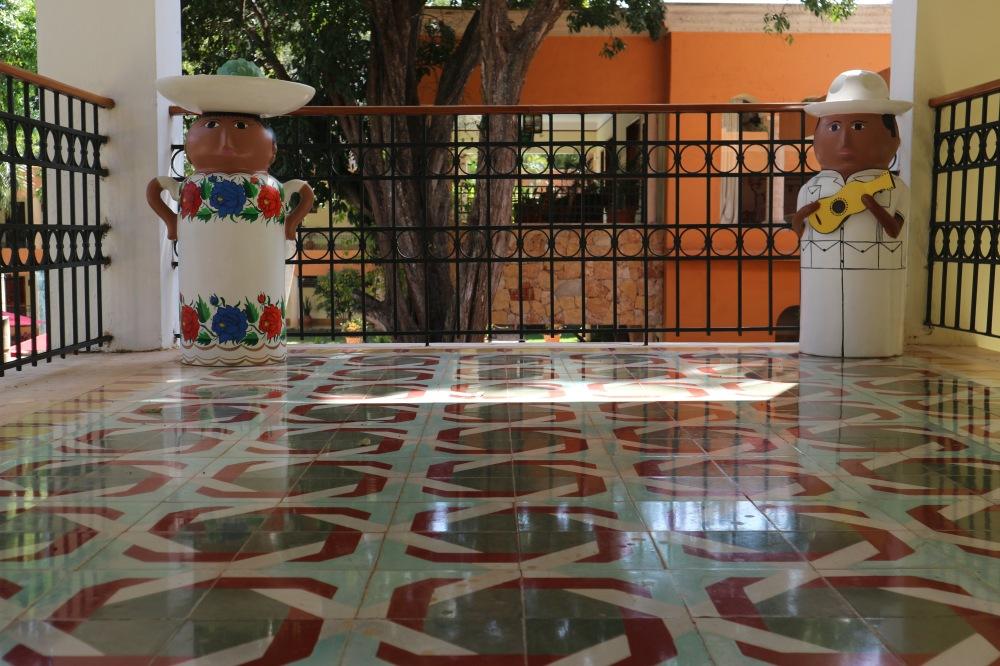 uxmal mexique itinéraire road trip yucatan