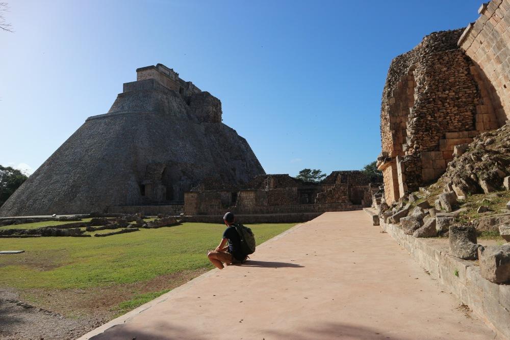 uxmal mexique itinéraire road trip yucatan ruta puuc