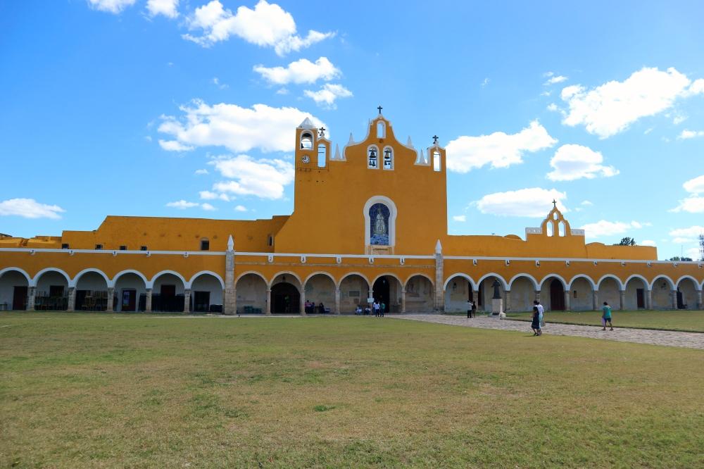 izamal mexique blog voyage yucatan itineraire